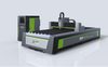 Precision and high efficiency fiber laser metal cutting machine